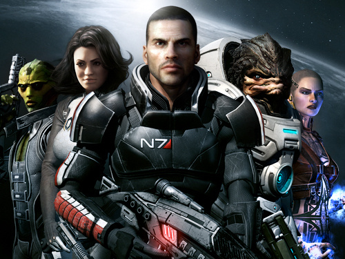 mass effect2 Mass Effect: Trilogy Compilation  Announcement