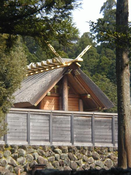 The Architect Dm The Ise Grand Shrine Critical Hits